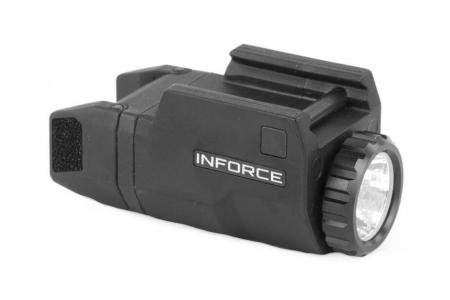 INFORCE-APLC-COMPACT-WEAPON-LIGHT-GLOCK-200-LUMENS-BLACK
